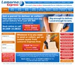 Sample Website - Lamorna Express